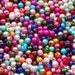 30% OFF Free Shipping 100pcs Round Swarovski Pearl Beads 10mm beads Purple,Pink,Red,Coffee,White,Blue,Beads for Jewellry Making