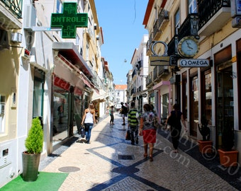 Portuguese Alley   PHYSICAL PRINT