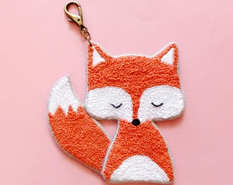 What Does The Fox Say - Bag Charm
