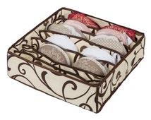 Clothing organizer: for bra/ underwear/t-shirts/sleepwear. Lingerie storage. Drawer Organizer. Lingerie bag. Storage box. Lingerie Organizer