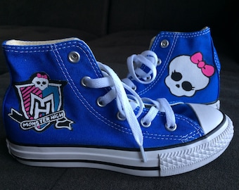 MONSTER HIGH Shoes - hand painted