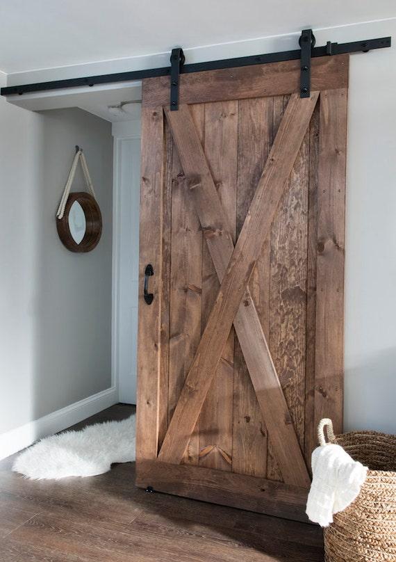 Custom, Made to Order Rustic Barn Door