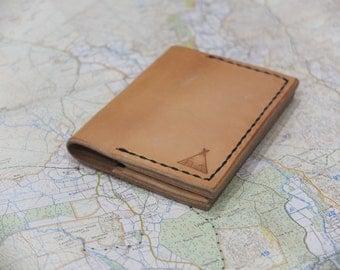 Leather Bifold Wallet, Card Holder