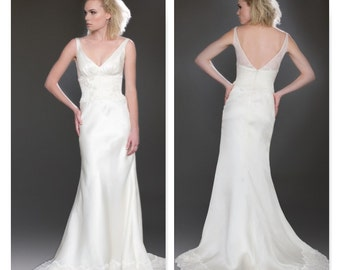 Bridal Gown Sample, BLOSSOM by COCOE VOCI