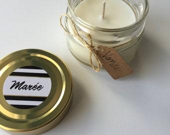 Vanilla Soy Candle