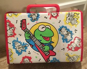 Muppet Babies Cassette Case
