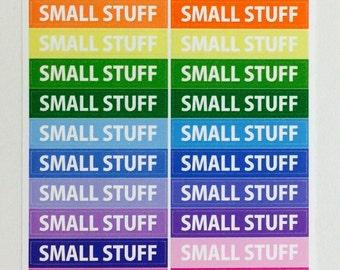 HD-003: SMALL STUFF Rainbow Headers