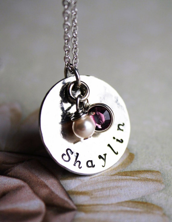 child name necklace child name jewelry necklace