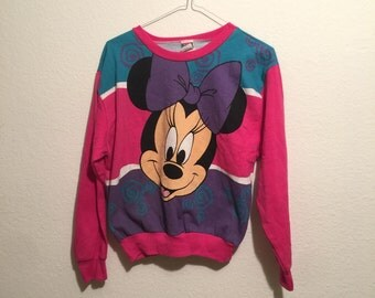 Minnie Mouse Pullover Sweatshirt XS / S