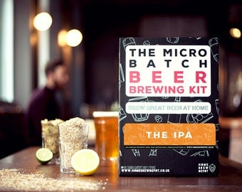 The Micro Batch Beer Brewing Kit - IPA