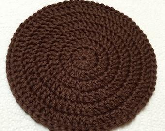 Dollhouse Rug, Crocheted Dollhouse Rug, Miniature Rug