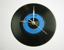 """Aretha Franklin - """"Who's Zoomin' Who"""" Record Wall Clock"""