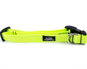 Clip Collar - Neon Yellow