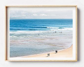 Beach Photography Print - The Pass Byron Bay - Photographic Art, Beach Art Print,  Photographic Print, Beach Art Print, Photo Print