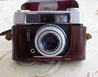 Vintage camera Victoret, 1964