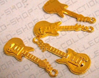 Guitar Charms Music Instruments