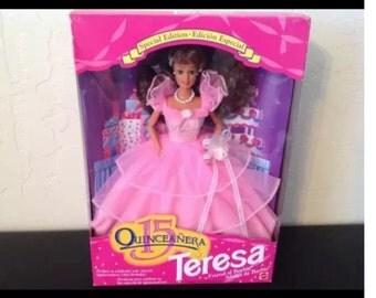 Mattel Teresa QUINCEANERA 15TH BIRTHDAY doll