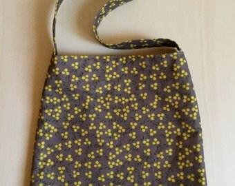 Bag purple-yellow ANEMONE