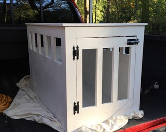 Dog Kennel, Dog Crate, Dog Table