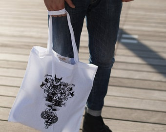 Totebags owls