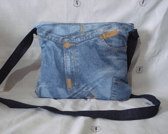 bag shoulder bag denim