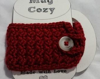 Mug Cozy - Red