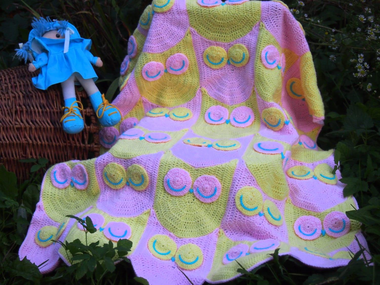 Crochet baby blanket pattern owl blanket crochet owl zoom bankloansurffo Image collections