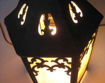 Vintage porch Light