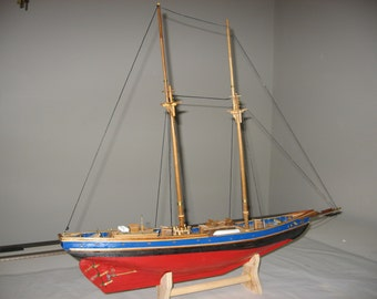 Schooner Model