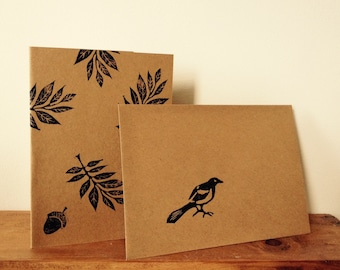 Envelope and card