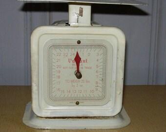 Antique Kitchen Scale Vintage Scale Vintage Kitchen Scale Vintage Valiant Scale