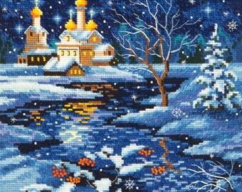 Cross Stitch Kit Christmas