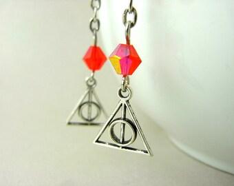 Earrings - Harry Potter