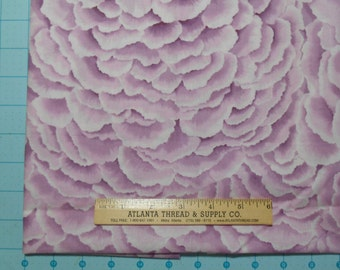 Petals Michael Miller Cotton Fabric Fat Quarter 18 X 22