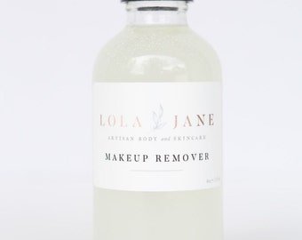 Eye Makeup Remover/Gentle/All Natural Makeup Remover/Organic/Vegan Eye Makeup Remover/Gift/Mother's Day Gift/Gift for Woman