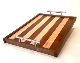 Wooden Bar Tray