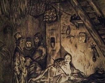 Opium den 1800's
