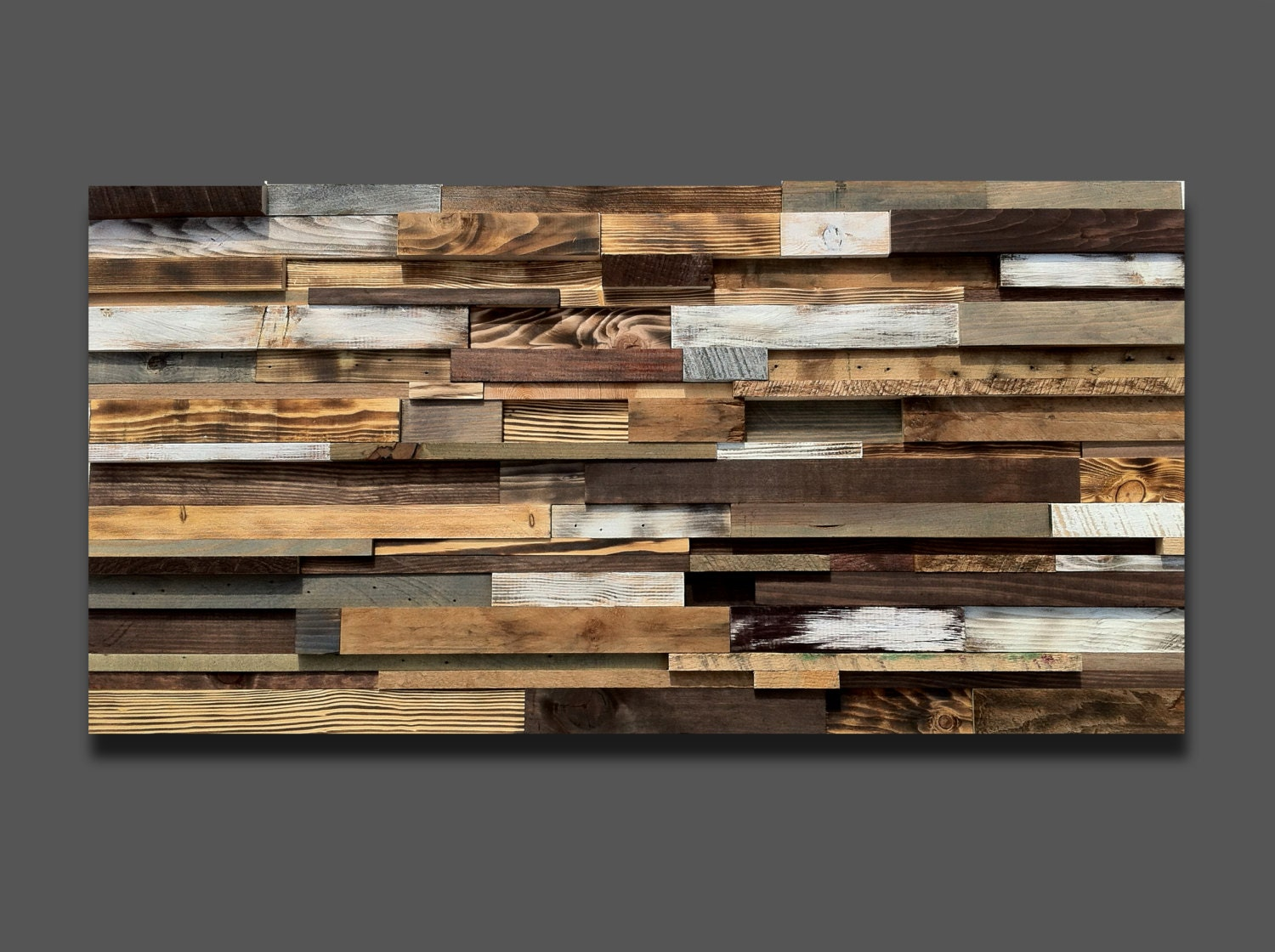 Large Wood Wall Art large wood art *free shipping* reclaimed wood wall art, rustic