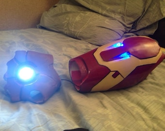 Iron man mk 42 arm.