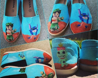 Lilo and Stitch Shoes