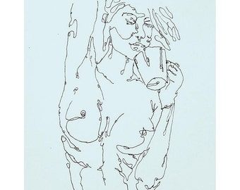 Erotic Art Prints
