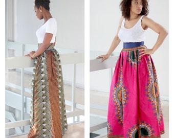 Pack Maxi skirt