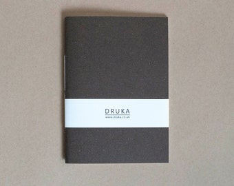 Plain Notebook 'Stout'