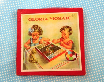 Gloria Mosaic toy made in Germany