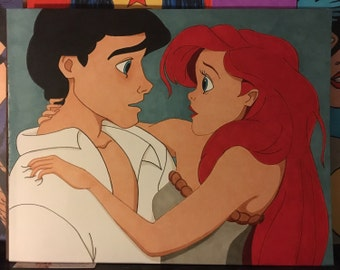 "The Little Mermaid ""Love At First Sight"""