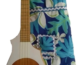 Polynesian-style ukulele cover