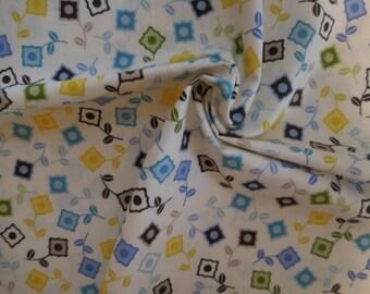 POWER POP, Jenean Morrison, FreeSpirit Fabrics, Premium Quilting Cotton, Square Flowers. Out of Print
