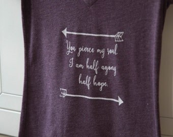 Persuasion, Jane Austen Quote T-shirt