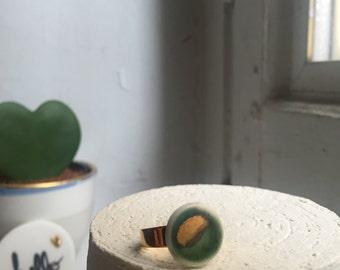 Ring porcelain