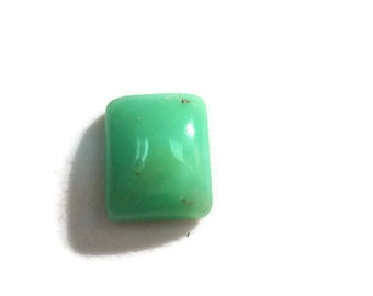 17X21 MM Chrysophase Smooth Rectangle Cabs,